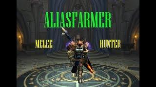 Vanilla Thunderfury Melee Hunter PvP 1.12 - Aliasfarmer