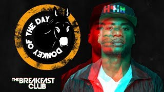 Charlamagne Breaks Down The History Of 'Donkey of The Day'