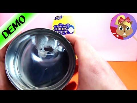 En Acayip Oyun Hamuru: Akıllı Oyun Hamuru!!! Crazy Aarons Thinking Putty Liquid Glass