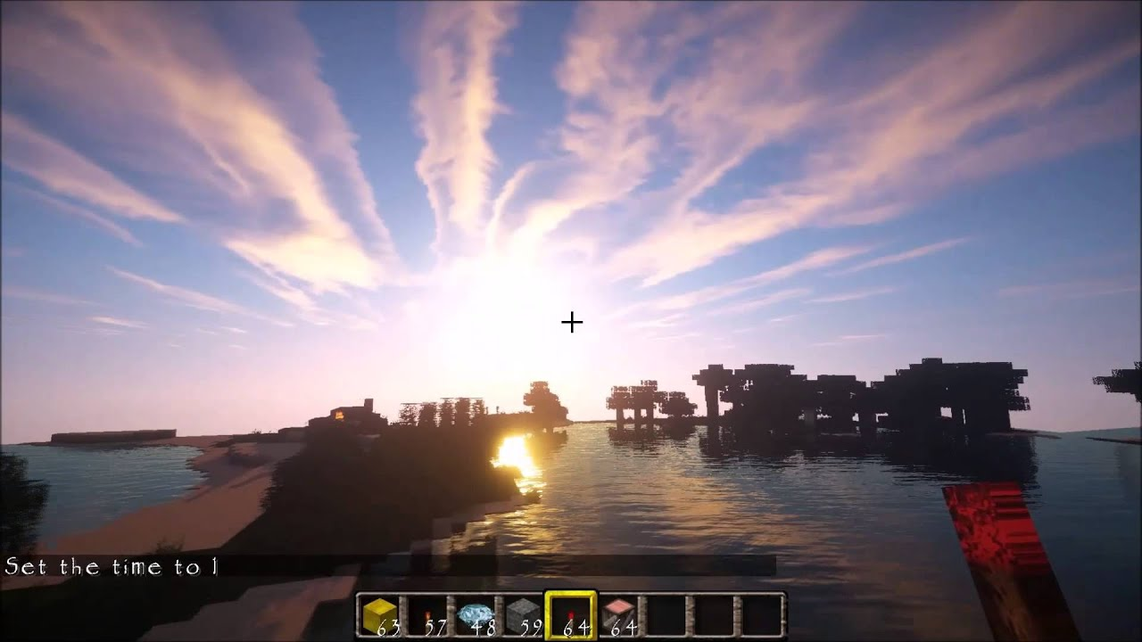 Shaders hd Texture Pack