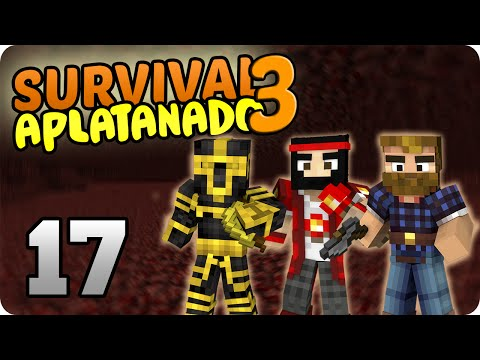 SURVIVAL APLATANADO 3 | EPISODIO #17 DEBATE SUPER INTERESANTE
