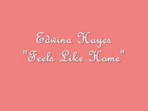 edwina hayes feels like home youtube. Black Bedroom Furniture Sets. Home Design Ideas