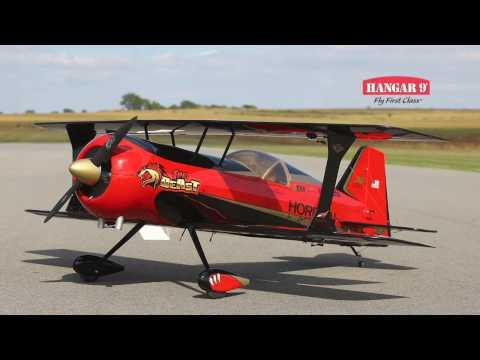 Hangar 9's Beast with Quique Somenzini