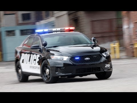 Cop Cars! Ford Interceptor, Dodge Charger Pursuit & Chevy Caprice PPV - Wide Open Throttle Ep 16