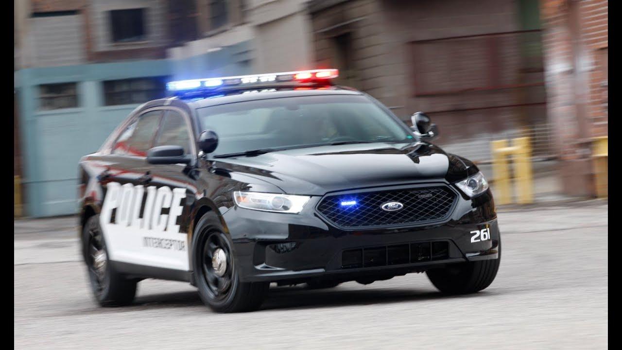 New Chevrolet Police Car