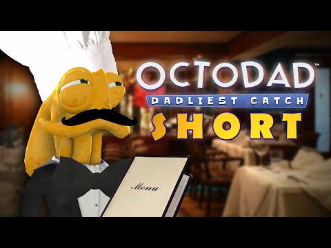 THE FRANCHIEST DATE EVER! NEW Octodad: Dadliest Catch SHORT!