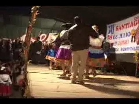Concurso del Santiago en Auquimarca - Huancayo