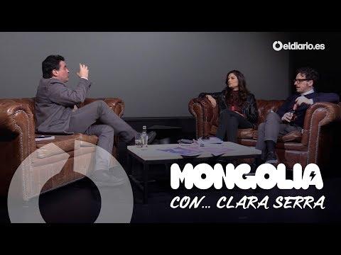 Mongolia con... Clara Serra