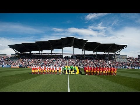 WNT vs. China PR: Live Stream - April 6, 2014