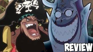 One Piece 925 Manga Chapter Review: Yonko Blackbeard's Bounty & Final Calamities Revealed!