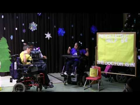 1st Cerebral Palsy of NJ (A Charlie Brown Christmas)