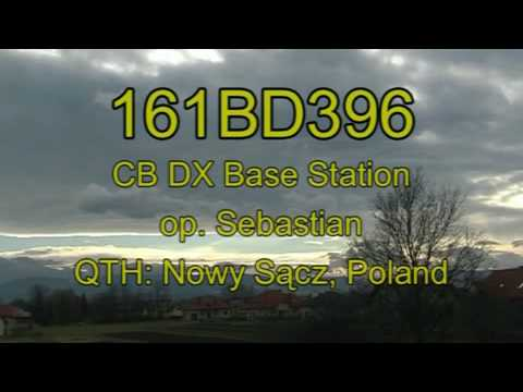 161DB396 CB Base Station from Poland with Spiderbeam Antenna