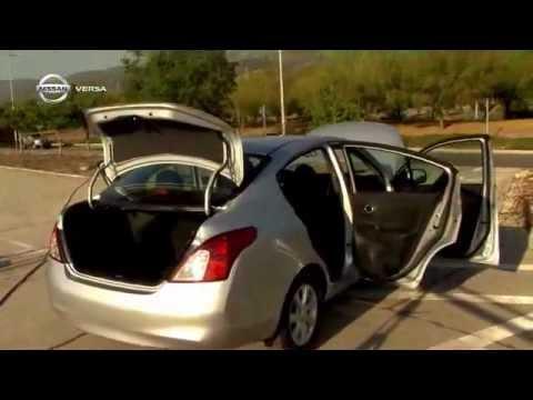 Conoce Nuevo Nissan Versa 2012. Valenzuela y Cia