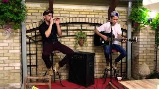 Cadeira de aço-COVER Estêfan & Mateus-(zé neto e cristiano)