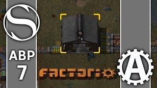 Warehouse Gremlin | ABPlus Factorio 0.15 Part 7