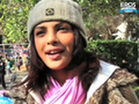 Priyanka Chopra Blog As Anjaani In San Francisco - Anjaana Anjaani