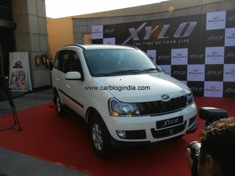 Mahindra Xylo 2012 New Faclift Model E9 Walk Around Exterior and Interior Video Review