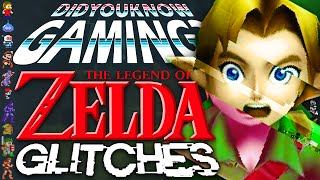 Zelda Glitches  - Did You Know Gaming? Feat A+Start (Son of a Glitch) (Ocarina to Twilight Princess)