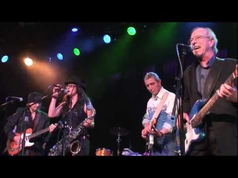 Burton Winn with Silvia Cicardini Band at Nitro Tribute at Slims