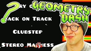 Geometry Dash Quiz Levels ~ HOW MUCH DO YOU KNOW?!