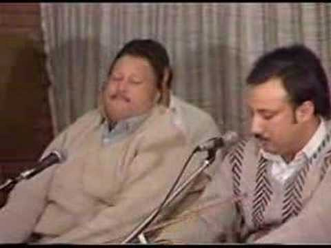 Nusrat Fateh Ali Khan- sochta hoon woh kitne masoom thay 23