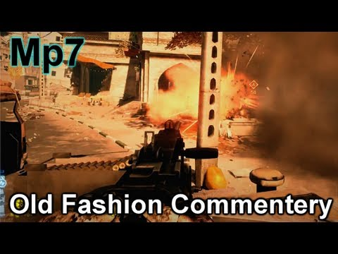 Battlefield 3 : PDW  MP7 - Old Fashion Commentery