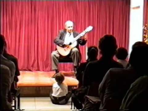 Manuel Ponce - Scherzino Mexicano by Cesar Amaro in Barcelona