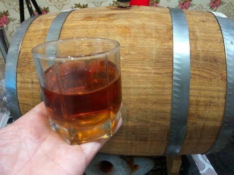 Как приготовить виски в домашних условиях от и до 90