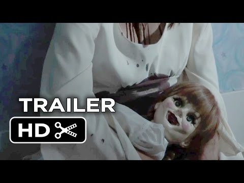 Annabelle Teaser TRAILER 1 (2014) - Horror Movie HD