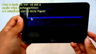 Hard Reset no Tablet Lenoxx TB-7000 #UTICell
