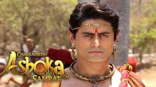 Chakravartin Ashoka Samrat : 12th September 2016 | Ashoka Gets Angry!