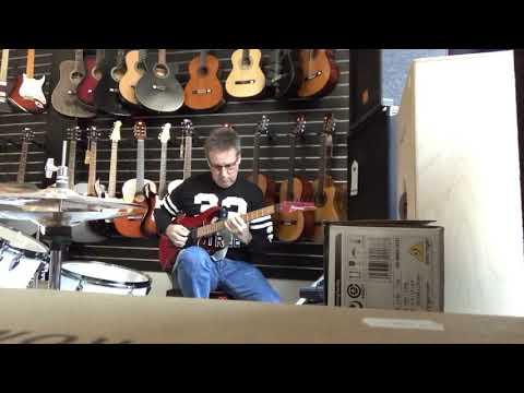 Kővári János gitár