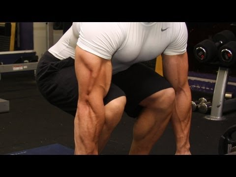 Tri-Hard with a Vengeance - Tricep Workout