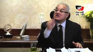 هشام زعزوع: أنا ملتزم بإدارة المنتزه وفقاً للقانون