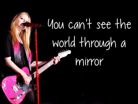 Avril Lavigne - Too Much To Ask - Lyrics (HQ QUALITY!!!)