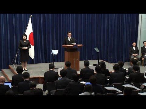 Japon: Shinzo Abe réélu Premier ministre par le Parlement