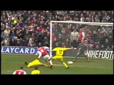 Thierry Henry - 2003/'04 Review - King Henry