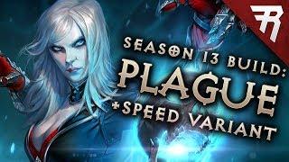 Diablo 3 Best Necromancer Build: Speed and GR 125+ Pestilence (2.6.4 Season 16 Guide)