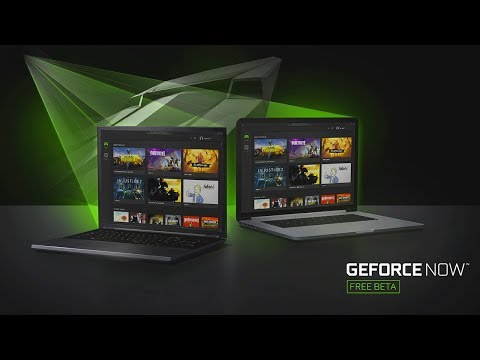 NVIDIA GeForce NOW - PC Beta Now Available - CES 2018