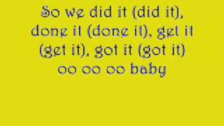The-Dream - Rockin' That Thang lyrics