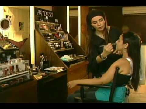 Maquiagem - Jornal Hoje - Saiba como aplicar a base corretamente