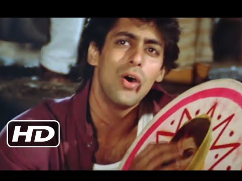 Maine Pyar Kiya (Title Song) - Salman Khan & Bhagyashree -...