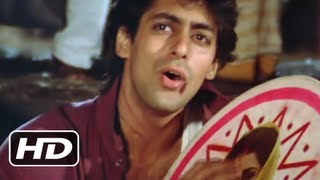 Maine Pyar Kiya (Title Song) - Salman Khan & Bhagyashree - Maine Pyar Kiya