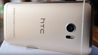 Обзор смартфона HTC 10 [RevolverLab]