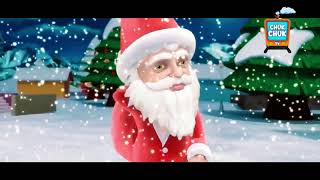 Jingle Bells Nursery Rhyme with Lyrics || Nursery Rhymes for Children || Chuk Chuk  TV