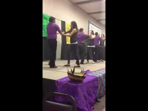 Latino Dancers- OSU African Culture Night