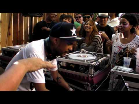 DJ CRAZE - PRO JAMS @ THE DO-OVER 7.25.10