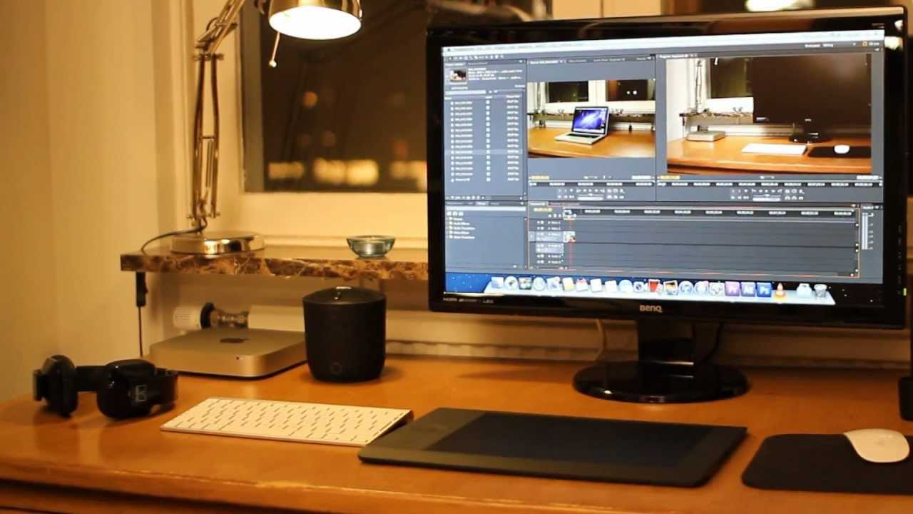 Computers for video editing video