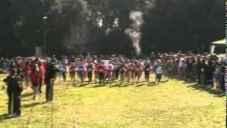 Cross San Sperate 2011. Ragazze
