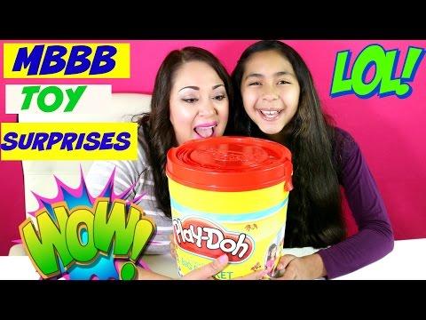 Monday Blind Bag Bin Doc McStuffins Sofia Home Frozen Spongebob  B2cutecupcakes